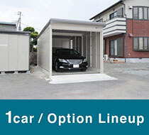 icar / Option Lineup